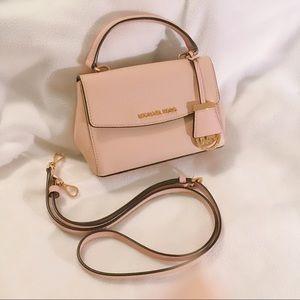 Michael Kors Crossbody Soft Pink Elegant & Cute